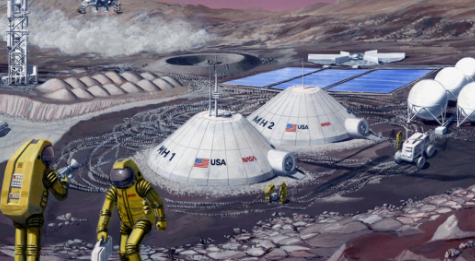 Colonizing Other Planets