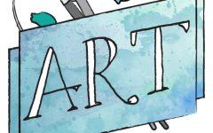 Falcon Press Edition 3 Art Contest!