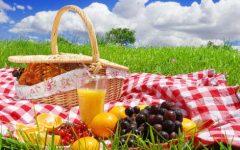 5 Spring Picnic Recipes