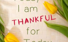 Student Spotlight- What Are You Thankful For?