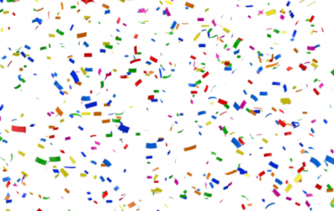 Celebrating the End of the Year: A Brief History of Confetti