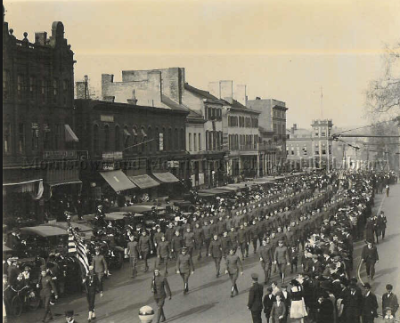 Morristown: The History of Our Town