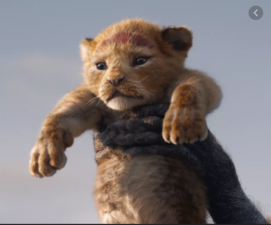 A New King: Live Action Lion King Movie Review