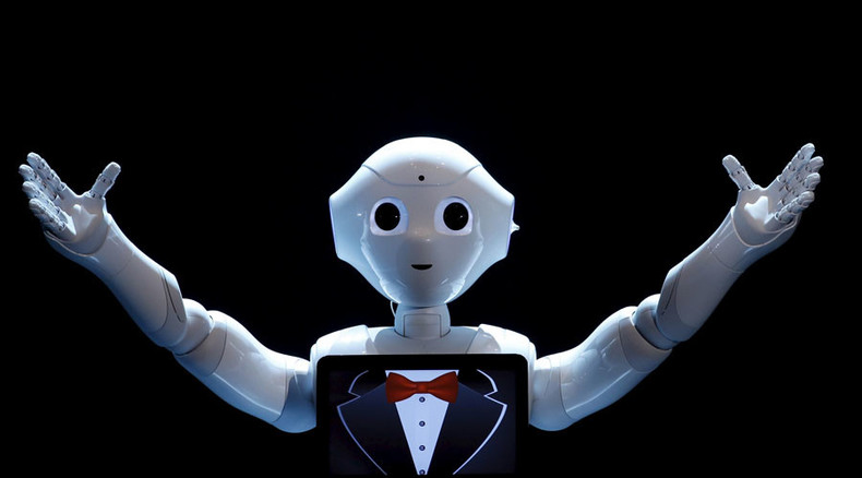 Time+to+Spice+up+the+Robotic+World+With+The+Robot%2C+Pepper