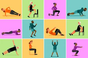 Easy Workouts To Do At Home